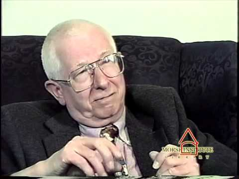Calhoun Korean War Veteran U.S. Air Force Natick Veterans Oral History Project