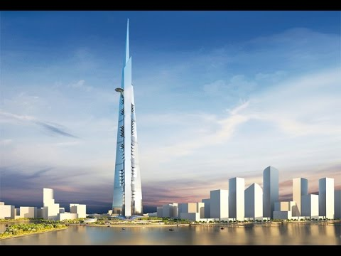 2015 kingdom tower the tallest building in the world