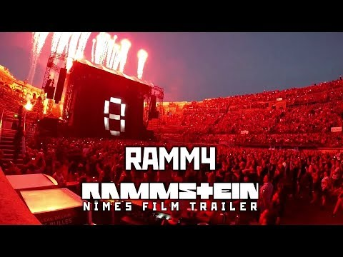 rammstein ramm4 live n mes 2017 multicam by casperawh youtube. Black Bedroom Furniture Sets. Home Design Ideas