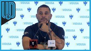 El 'Turco' Mohamed habló en conferencia de prensa, previo al Clásico Regio entre Monterrey y Tigres