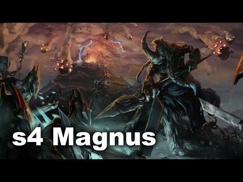 s4 Magnus 8110 MMR Europe Dota 2