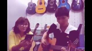 Lớp học đàn Guitar (Ghi ta) Vĩnh Yên Vĩnh Phúc (0989 381 569 - Tùng Anh)