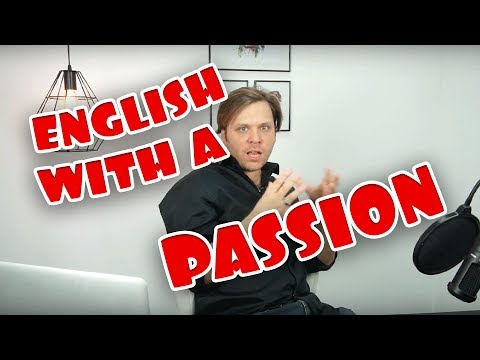 Learn English with a Passion: 9 tips