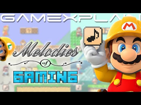 Melodies of Gaming – The Music of Super Mario Maker 2 (ft. 8-bit Music Theory)
