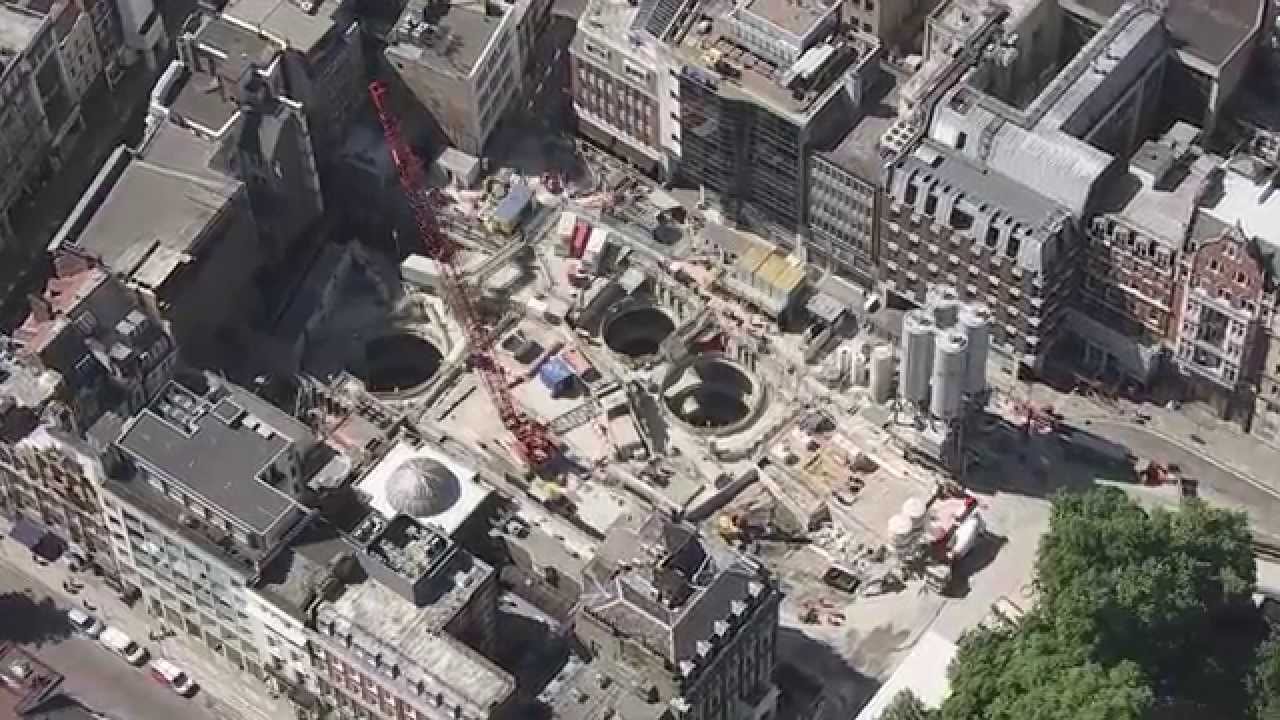 Crossrail Project - We're Halfway There