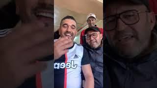 كيلاني طليق بمقهى علي بن عثمان ببوغرارة في لمة أخوية رائعة 14 مارس 2020