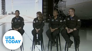 SpaceX to launch first all civilian crew   USA TODAY