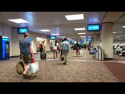 Phoenix Arizona Airport 4K