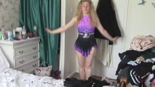 Ice Skating Dress Unboxing