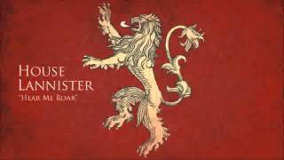 The Rains of Castamere full Game of Thrones 02 03 ep 09 Trono di spade Canzone Lannister lyrics