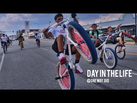 A DAY IN THE LIFE OF ONEWAY GIO #NORTHEASTBIKELIFE