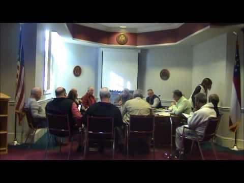 Joint SPLOST meeting between City & County