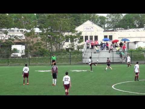 Union Warriors vs North Plainfield SC Cosmos (5/16/2015)