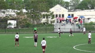 Union Warriors vs North Plainfield SC Cosmos (5/16/2015)
