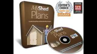 Download My Shed Plans Elite - The Complete Shed Plan And Woodworking Course