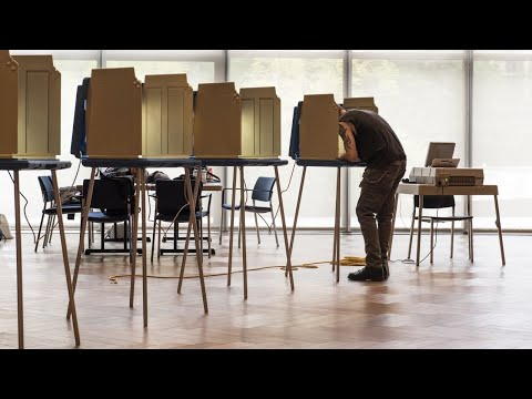 Funding For Election Security Falls Short