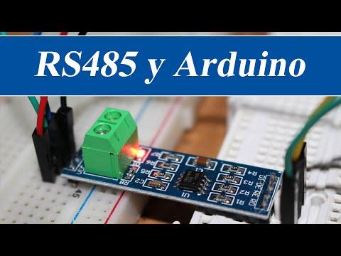 Como usar RS485