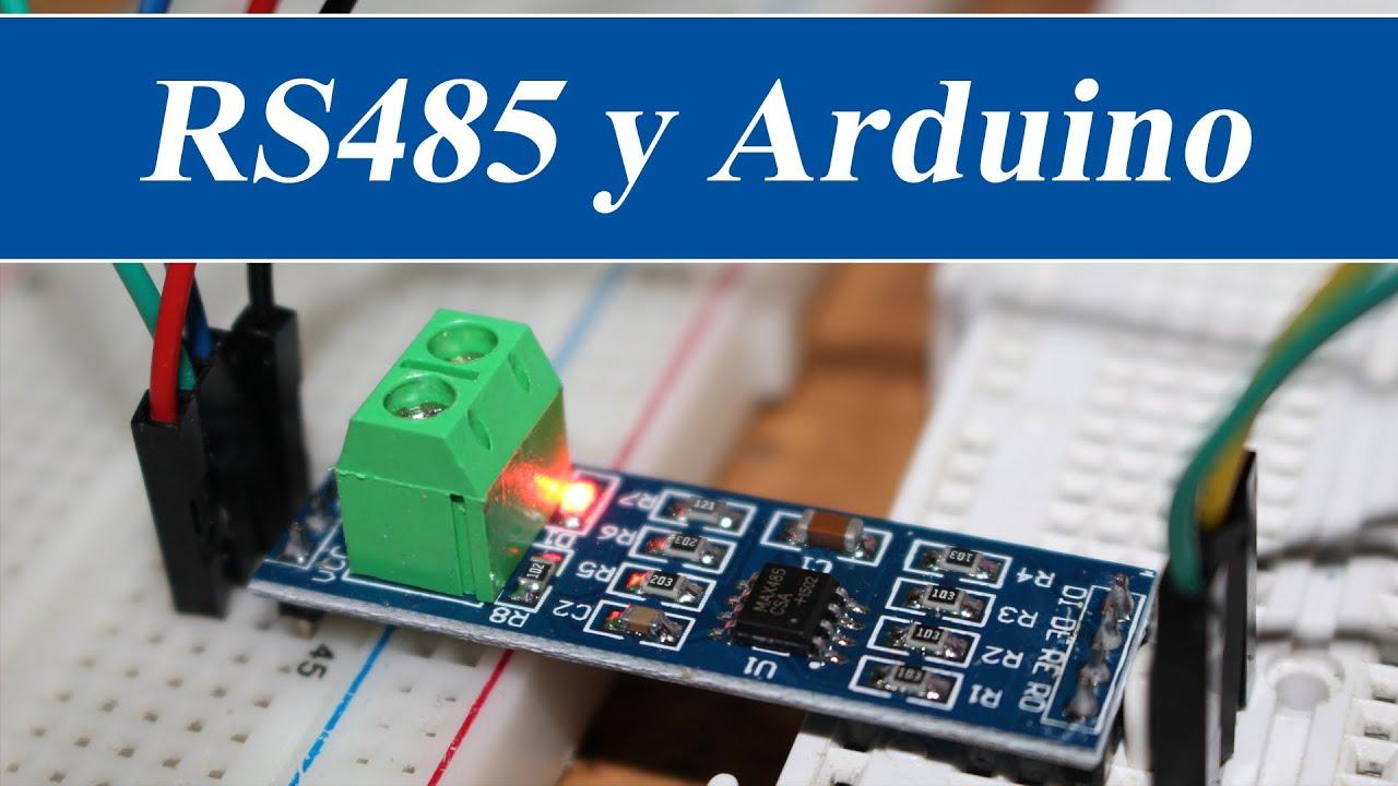 Cómo usar RS485