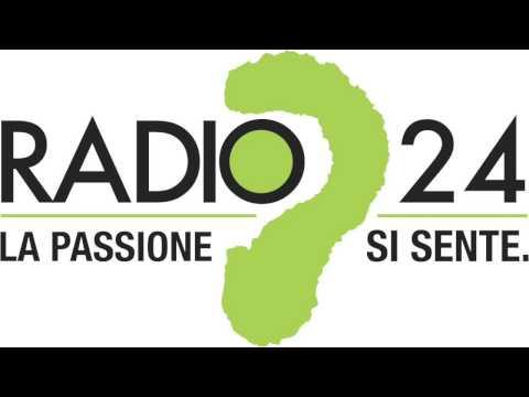 Gregorio Fracchia interviewed at Radio24 by Armando Torno for