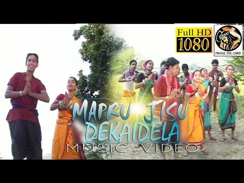 Mapru Jisu Dekaidela | Odia Sambalpuri Christian Song | Music Video | Praise The Lord |