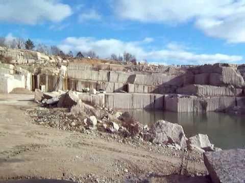 Stony Creek Quarry~Branford, Connecticut