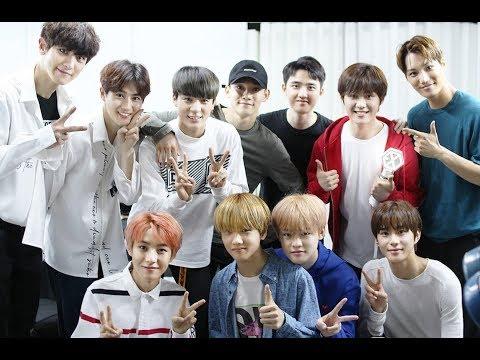 EXO Planet 3 على قناة الشرقية