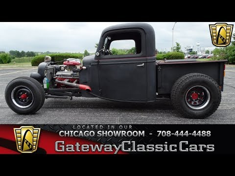 1936 Ford Rat Rod For Sale At Gateway Classic Cars Chicago