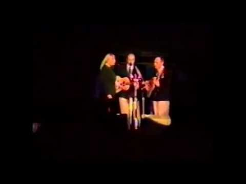 RARE Exclusive LIVE Peter, Paul & Mary ONLY EXISTING VIDEO Puff the Magic Dragon IF I HAD A HAMMER