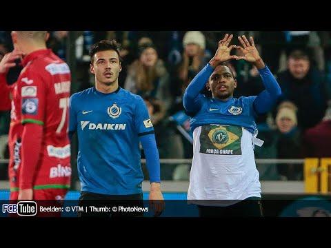 2016-2017 - Jupiler Pro League - 17. Club Brugge - KV Oostende 2-0
