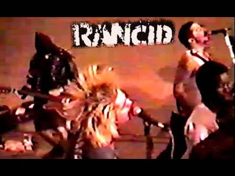 Rancid - Barrington 03.10.1993