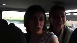Грузинские девушки поют!