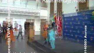 TorontoTV 多倫多網上電視 South Asian Dance 20140503
