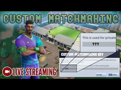 matchmaking description