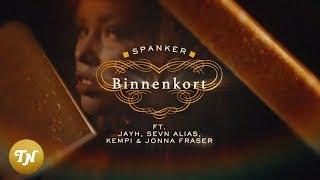 Spanker - Binnenkort ft. Jayh, Sevn Alias, Kempi & Jonna Fraser (Lyrics video)
