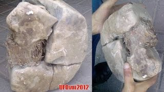 New evidence of the former Wen Ming: photographer discovered transformer 20,000 years ago in Kosovo?