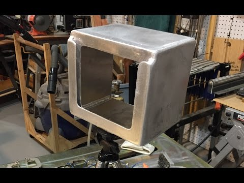 PART 2 ARC SHOTS FILMING DEVICE | Filming the Welding Arc