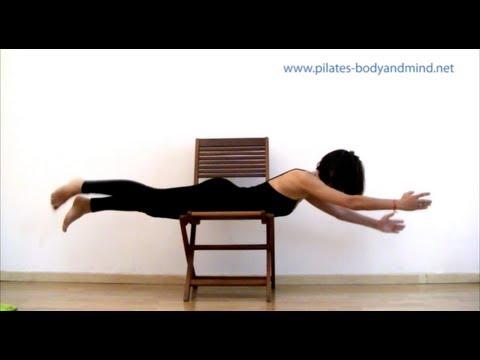 Stretching per prevenire il mal di schiena - 2º eserciz..