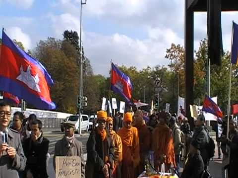 Peace Agreement On Cambodia 1 Youtube