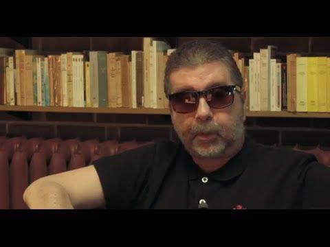 """Interview Maurice G. Dantec pour """"Les Résidents"""""""