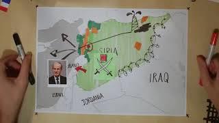 Всё о войне в Сирии за 10 минут.