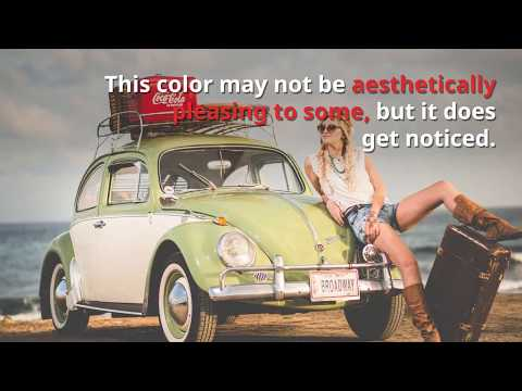 Safe Car Colors That Reduce Accident Risk and Average Car Insurance Rates