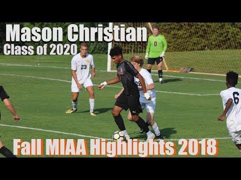 Mason Christian Fall Highlights 2018 Mp3