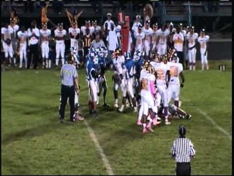 Ricky Hall Beechcroft High School #68 Highlights