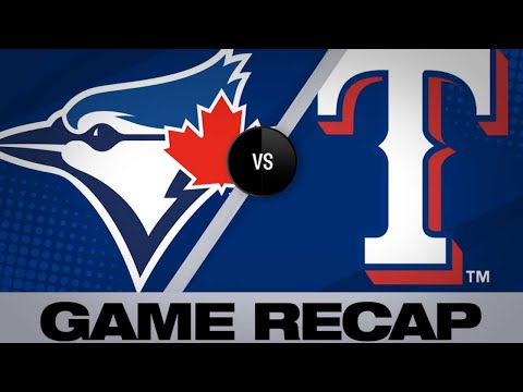 Toronto scores on an error in the 12th to win - 5/3/19