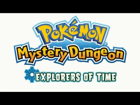 Temporal Tower  Pokémon Mystery Dungeon  Explorers Of Time & Darkness Music Extended