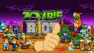 Free Game Tip - Zombie Riot