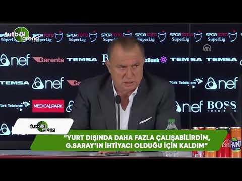 """Fatim Terim: """"Yut dışında daha fazla çalışabilirdim, Galatasaray'ın ihtiyacı olduğu için kaldım"""""""