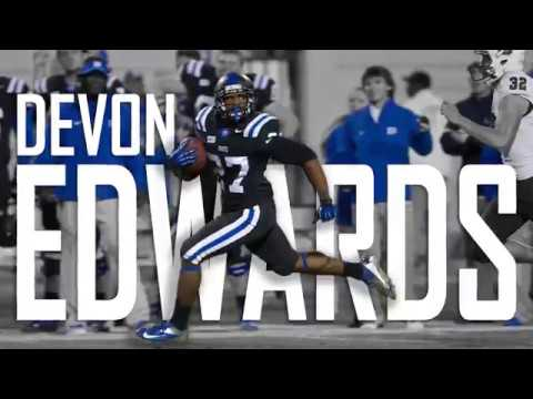 DUKE FOOTBALL :: Salute To DeVon Edwards
