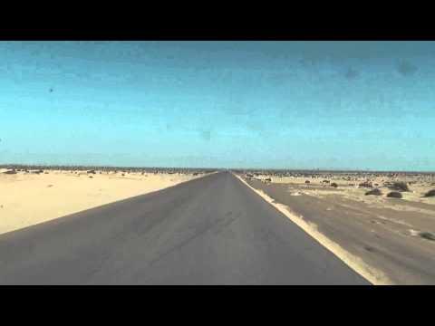Libya 21: Through the Libyan desert