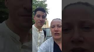 Светлана Саягова и Руслан Сабиров, актеры сериала «Улица» на телеканале ТНТ. TatarlarBest